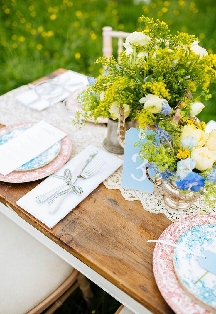 Stunning wedding table ideas