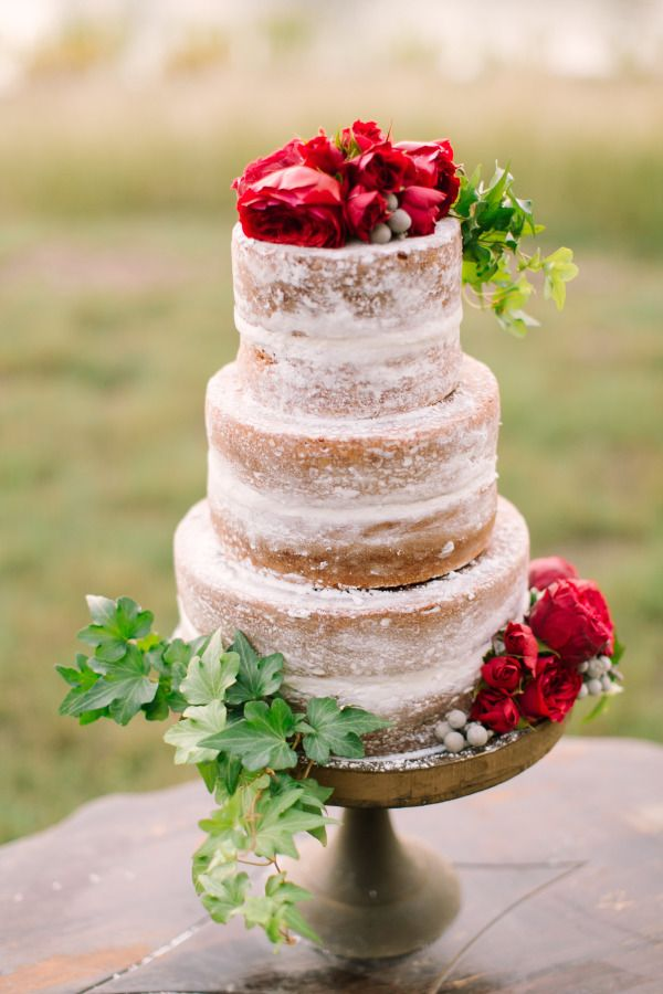 Wedding Cake Ideas For Summer Wedding : 20 Impeccable Wedding cake ideas for summer