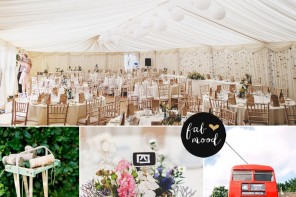 Summer Fete Wedding Theme for Summer Wedding | fabmood.com