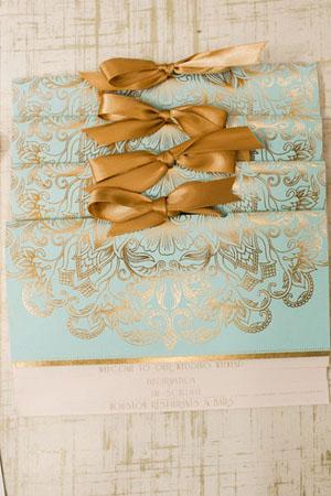 ... Gold Mint And Teal Wedding Palette { Vintage Hint } : Gold Elegant Wedding  Invitation ...