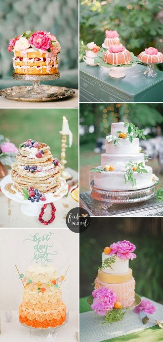20 impeccable Wedding Cake Ideas For A Memorable Reception | fabmood.com