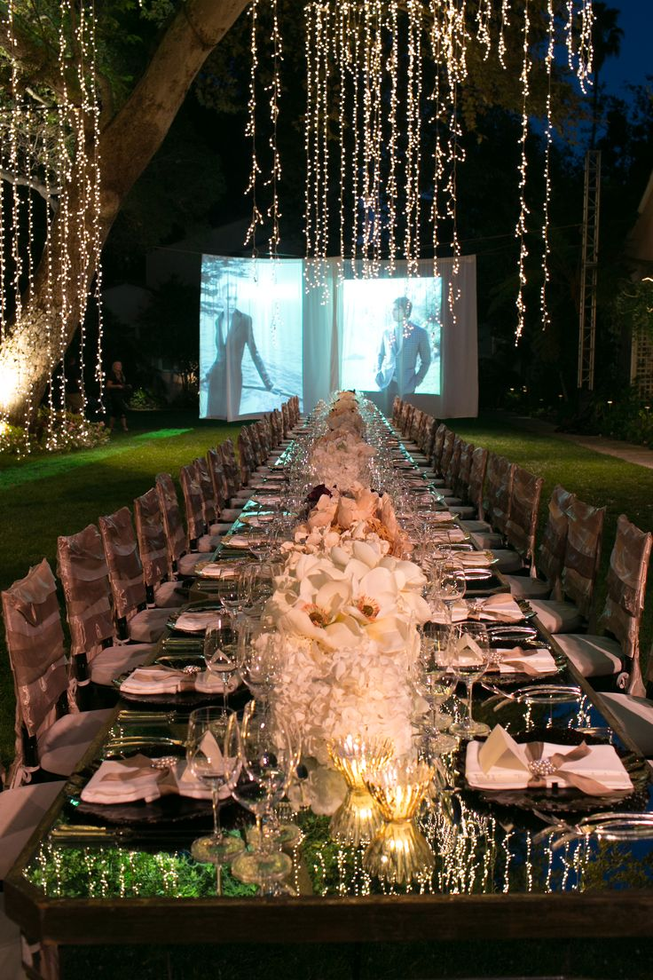 slideshow Wedding reception ideas