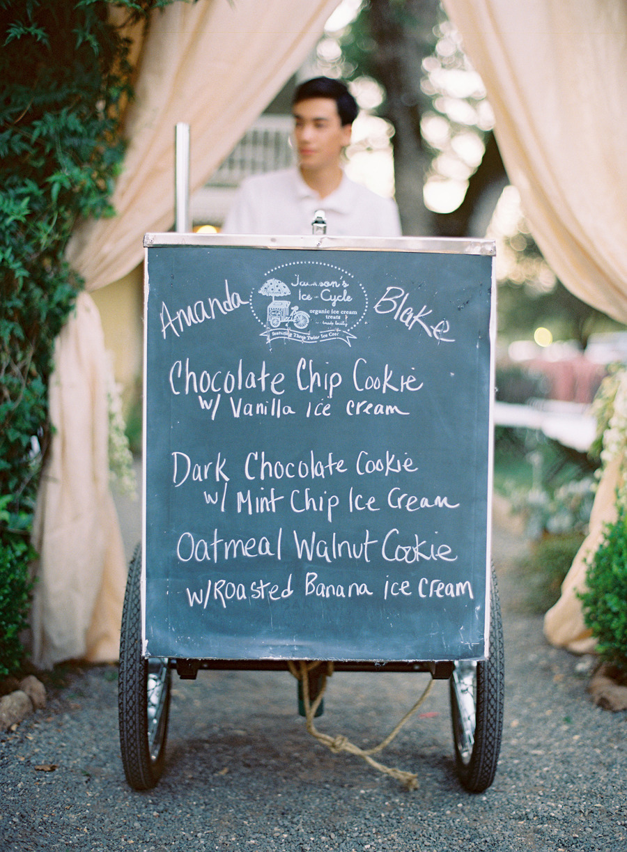 14 unique wedding reception ideas 12 ice cream stationbar is another great alternative junglespirit Images