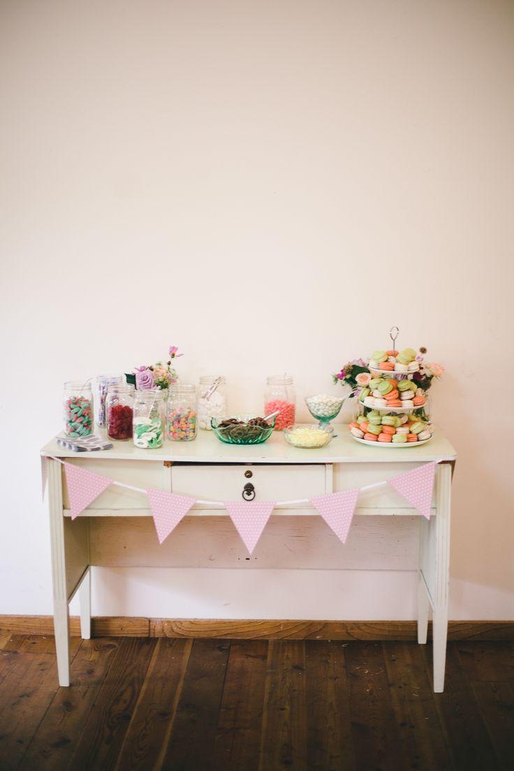 14 unique wedding reception ideas candy buffet at wedding reception junglespirit Choice Image