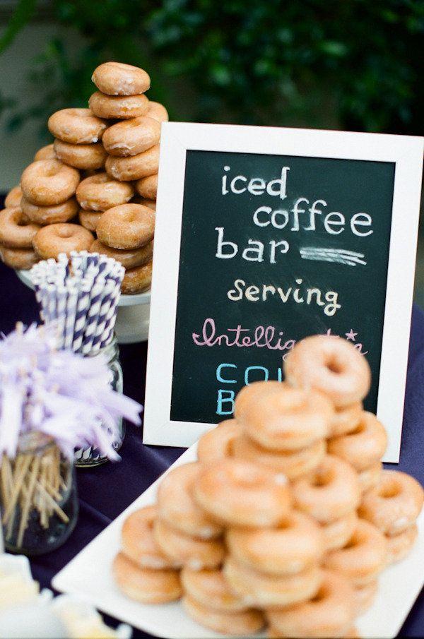 ideas coffee bar wedding reception   fabmood.com