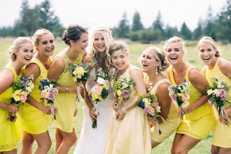 short bridesmaid dresses : fabmood.com