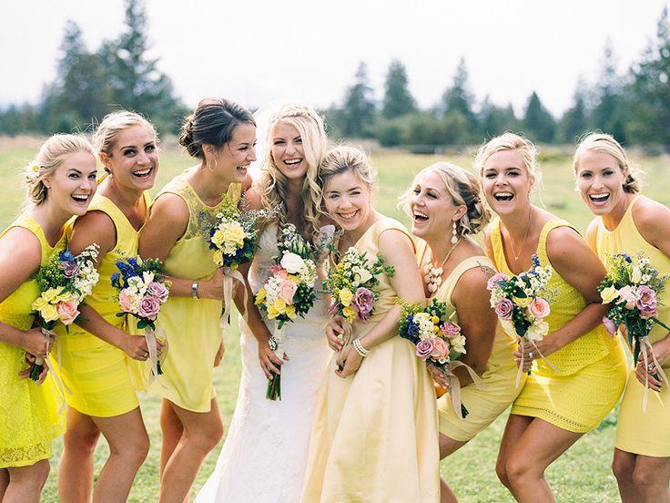 short bridesmaid dresses : fabmood.com