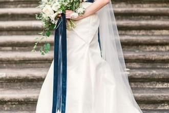 blue wedding ideas: fabmood.com