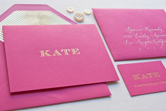 Hot pink wedding colour combos   fabmood.com