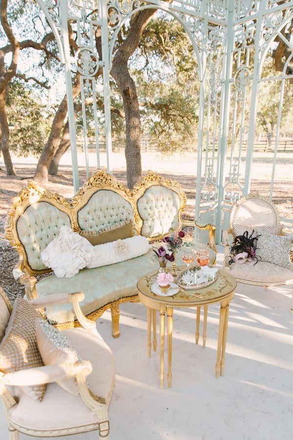 Copper + Plum + Antique Gold Autumn Wedding { Vintage ...