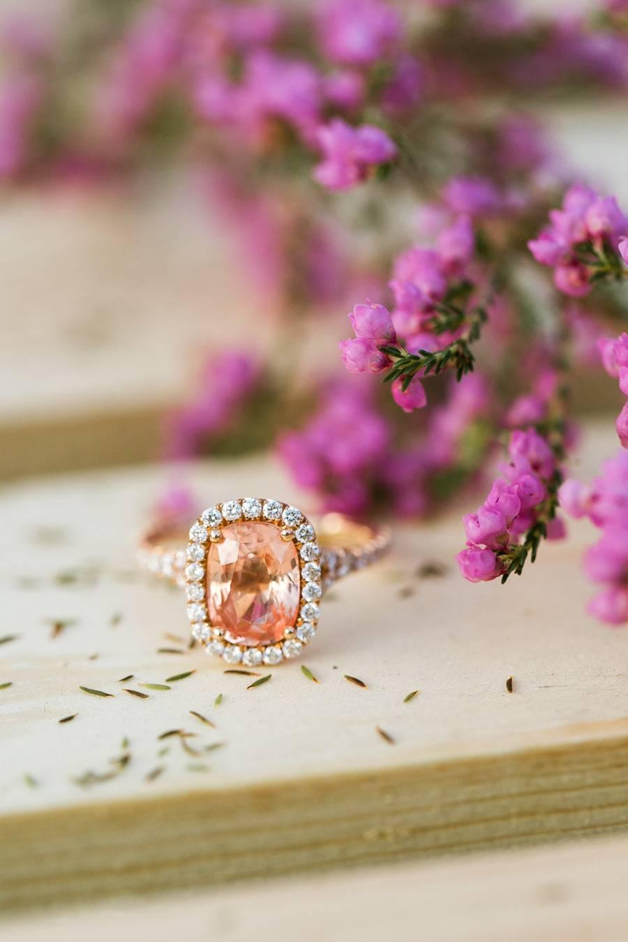 Diamond Vintage Engagement Rings  |itakeyou.co.uk