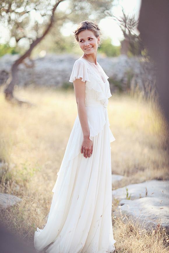 Beautiful Bohemian Wedding Dresses | Unique Boho Wedding Dresses