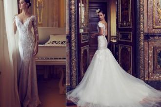 Nurit Hen Wedding Dresses | http://www.fabmood.com/nurit-hen-wedding-dresses-white-heart-bridal #bridal #weddingdresses #weddinggown