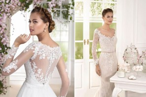 Fara Sposa Wedding Dresses 2016 | fabmood.com #farasposa #wedding dresses #weddinggown