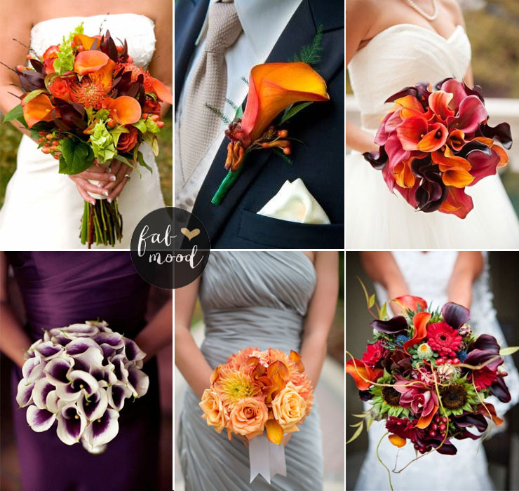 - Fall Wedding Flower Colors Ideas | fabmood.com #fallweddingflowers #fallwedding