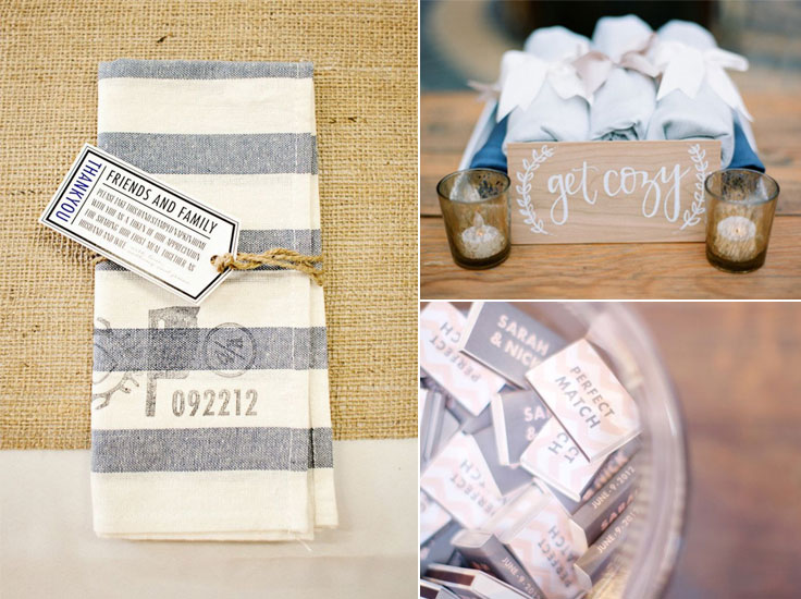 15 Budget Friendly Wedding Favors for a tight budget | http://www.fabmood.com/budget-friendly-wedding-favors #weddingfavors #favor