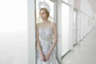Mira Zwilinger 2016 Wedding Dresses { Stardust Bridal Collection } fabmood.com
