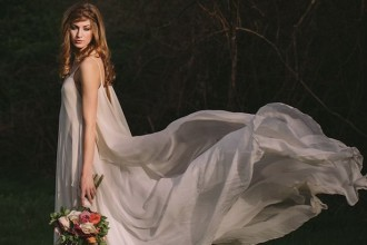 Romantic Inspiration Shoot { Celestine and Citrine gowns from Carol Hannah }