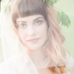 bride in saja wedding dress - Beautiful Bohemian Elopement Inspiration | fabmood.com