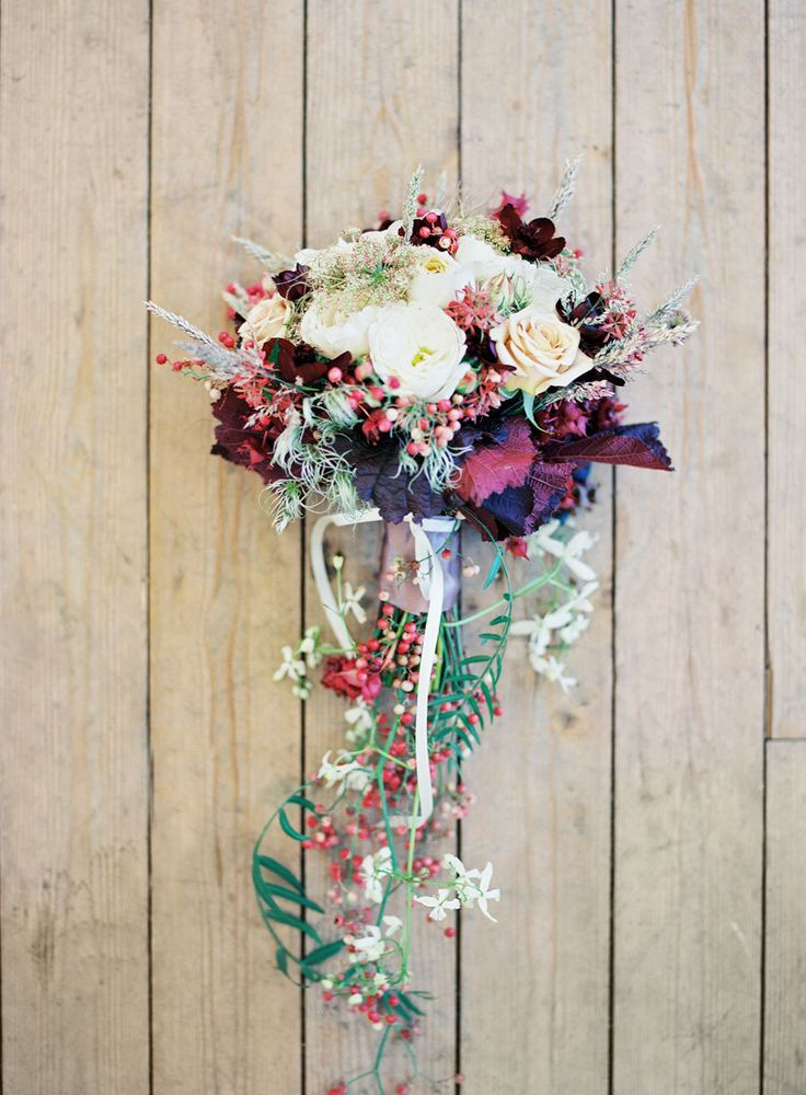 Photography : stevesteinhardt.com/ | Fall Wedding Bouquet { Roses Wedding Bouquets } fabmood.com #fallbouquet