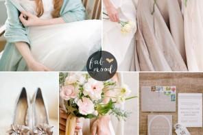 soft brown wedding theme,Iced Coffee Wedding Theme { Pantone Spring 2016 }