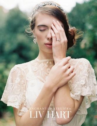 Liv Hart Fall 2015 { Secret Garden Collection }