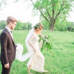 Dreamy and Ethereal Beautiful Bohemian Elopement Inspiration