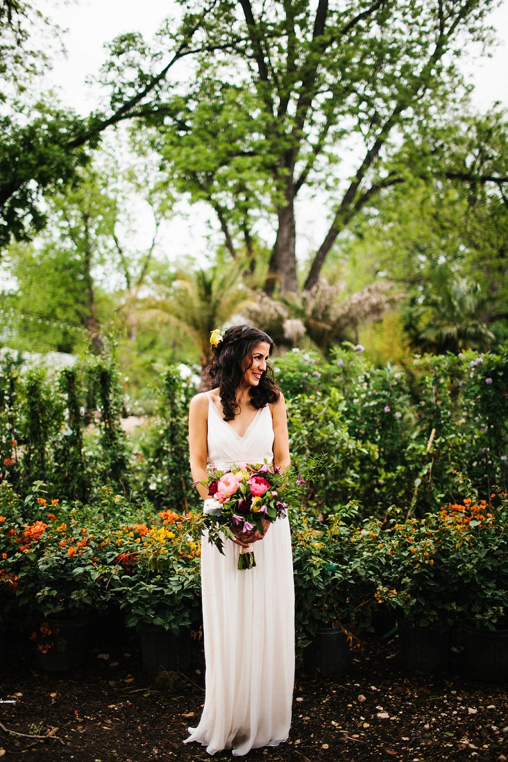 Photography : rebeccacaridad-manzanita.com | A bride looks stunning in SaJa Wedding Gown | Read this #wedding on fabmood.com