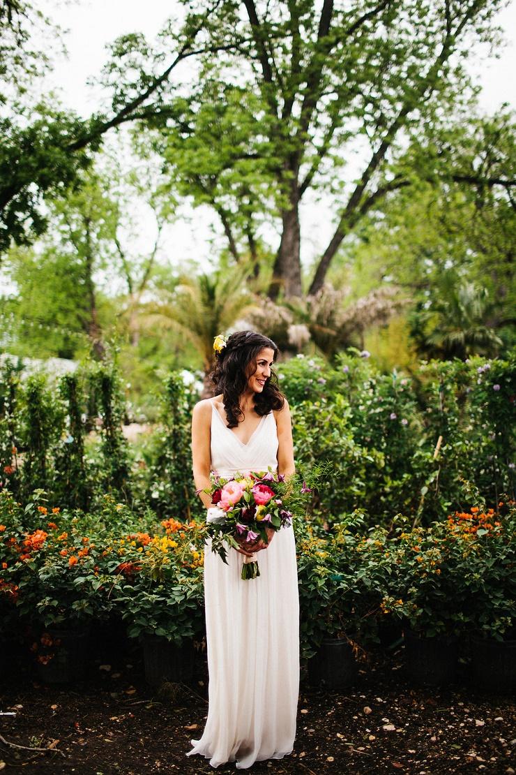 Photography : rebeccacaridad-manzanita.com   A bride looks stunning in SaJa Wedding Gown   Read this #wedding on fabmood.com