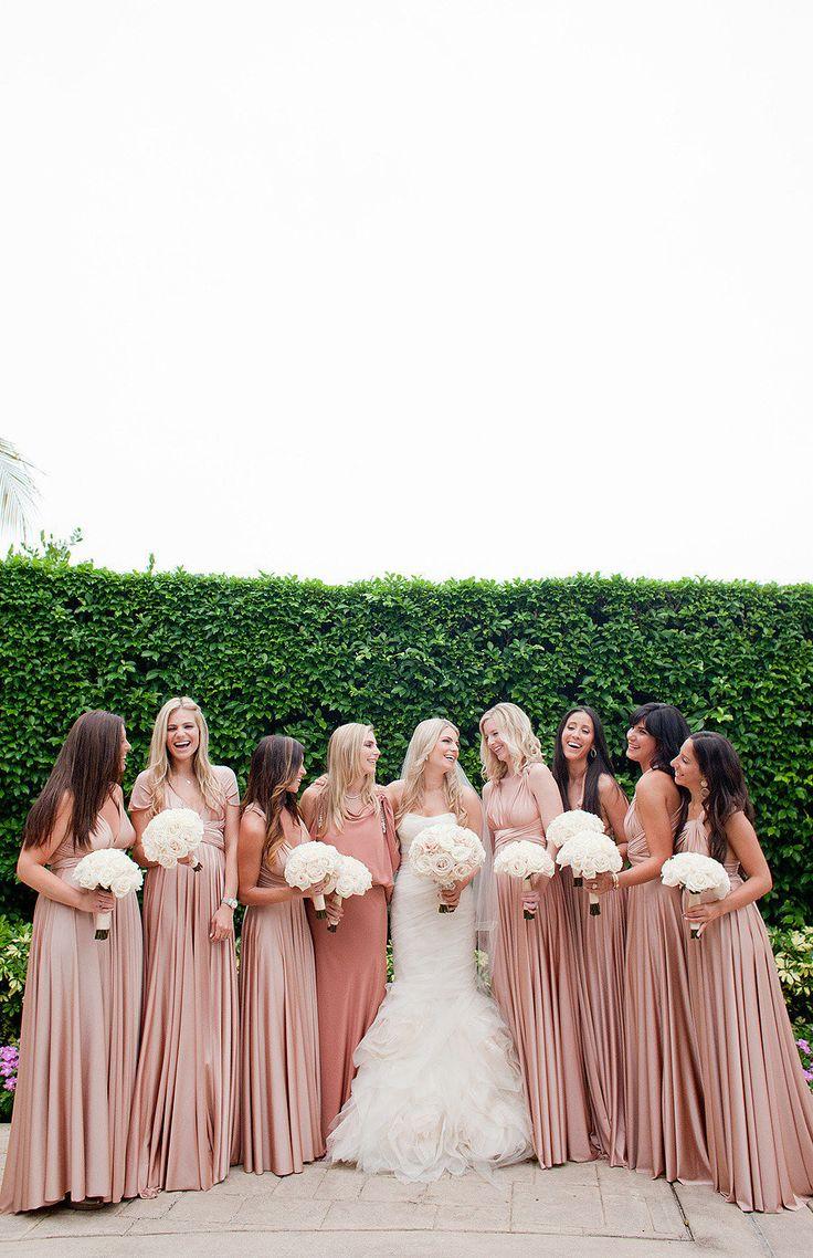Best Bridesmaids Dresses - twist wrap dresses | fabmood.com #twistwrap #bridesmaid