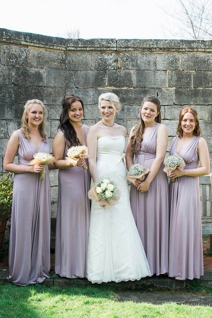Bridesmaids dresses 5 different ideas for a stylish wed best bridesmaids dresses twist wrap dresses fabmood twistwrap bridesmaid ombrellifo Image collections