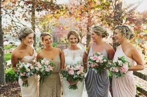 Best Bridesmaids Dresses - twist wrap dresses | fabmood.com #bridesmaid