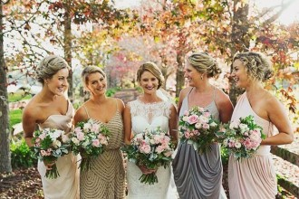 Best Bridesmaids Dresses - twist wrap dresses | fabmood.com #bridesmaid