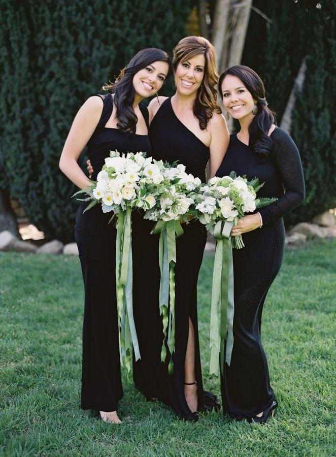 Photography: josevilla.com | Best Bridesmaids Dresses - twist wrap dresses | fabmood.com #bridesmaids