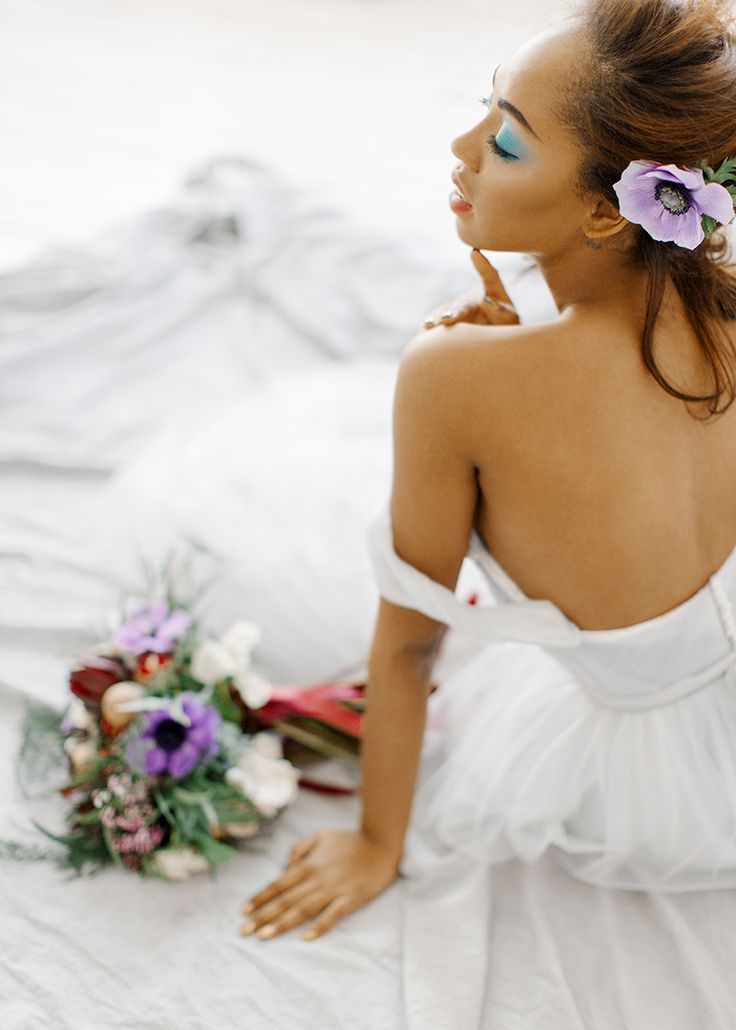 Feminine and romantic Bridal Inspiration