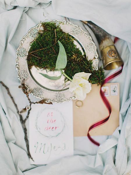 Wedding decoration | Romantic Light Blue Wedding Dress For A Whimsical Bridal Portraits #bridalportraits #blueweddingdress
