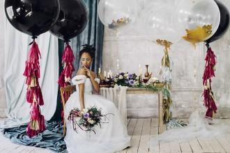 Romantic And Feminine Bridal Inspiration