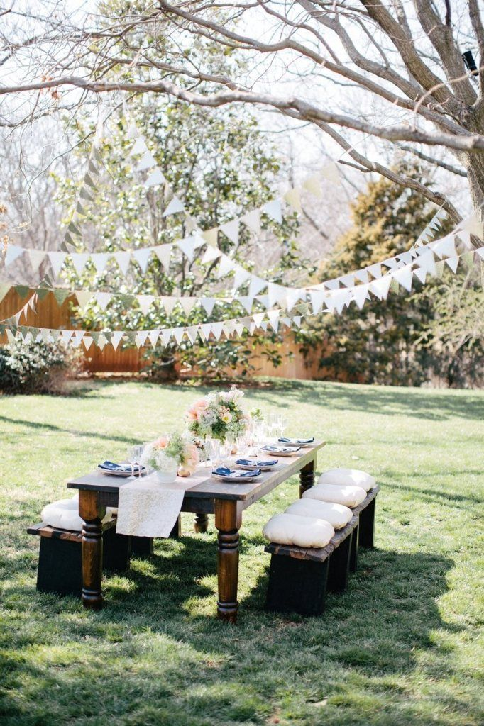 Bohemian style wedding ideas bohemian inspiration for Summer white party ideas