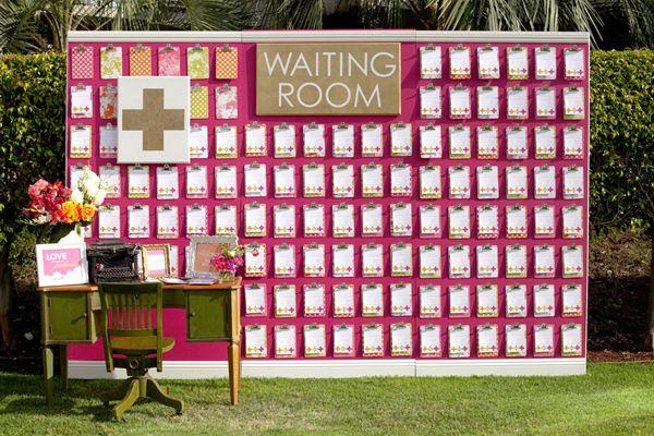 creative ideas - Best Escort Card Ideas for Weddings | fabmood.com