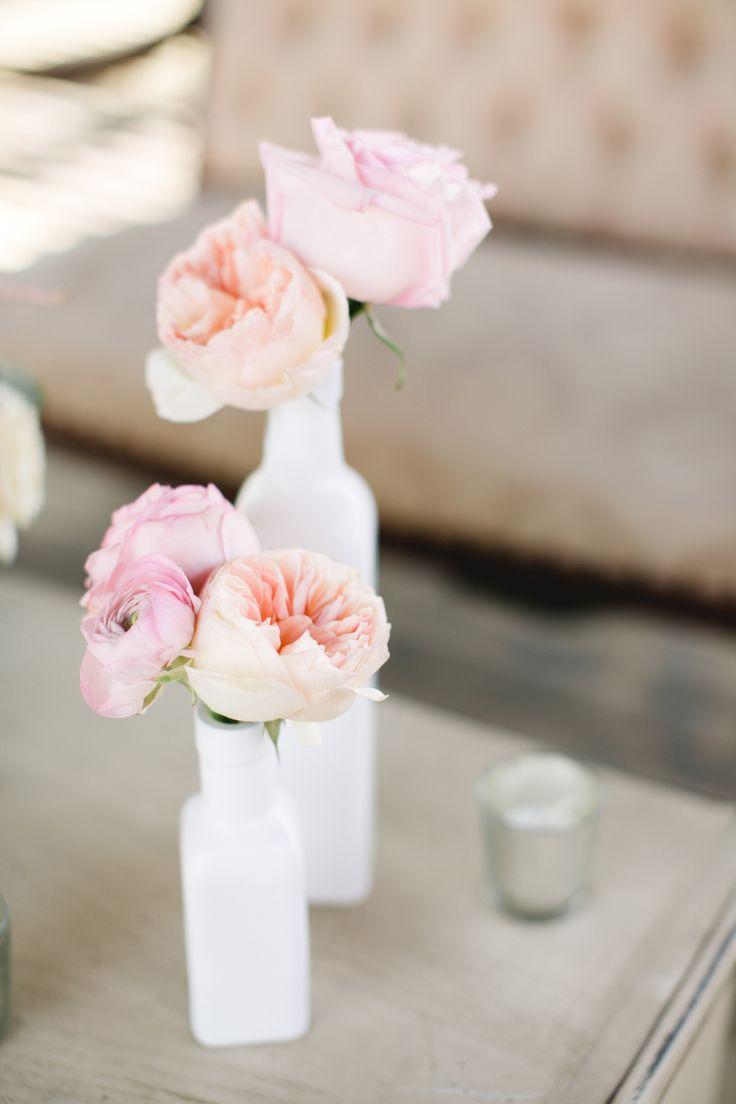 A Romantic and Rustic Farm Wedding in Pennsylvania   #weddingphotography : briannawilbur.com   #Timeless #wedding on fabmod.com #simplecenterpieces