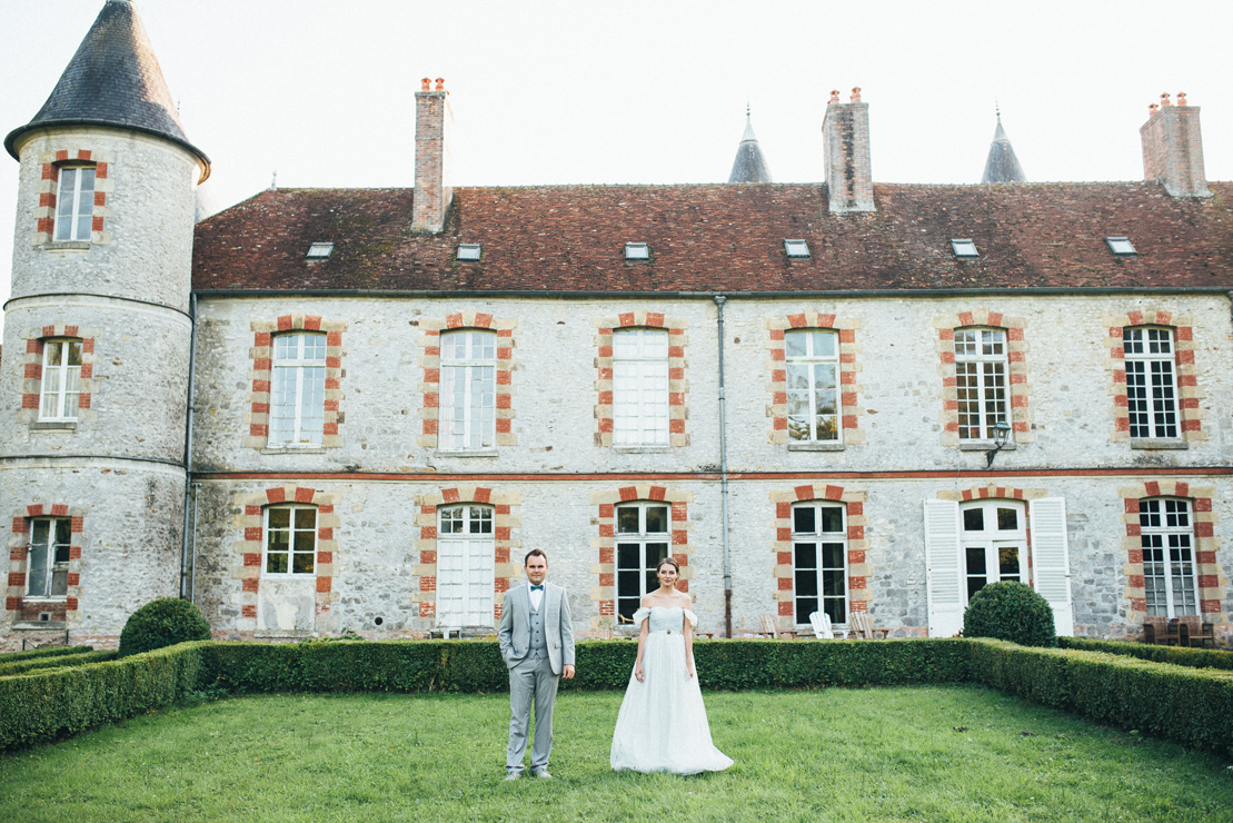 A Fairly Tale Wedding { Prince Wedding Inspiration Shoot In Paris } | Photography : pshefter.com | #weddinginspiration on fabmood.com