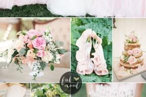 Pink wedding - Classic wedding color ideas for classic brides | fabmood.com