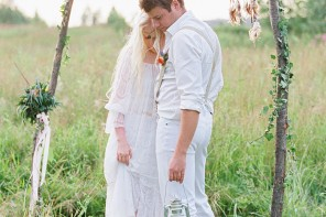 Bohemian wedding inspiration shoot | photo by Igor Kovchegin | Fab Mood - UK Wedding Blog