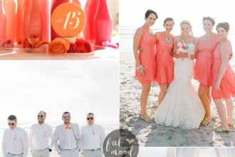 Inspirational Beach Wedding Ideas Shades Of C Turquoise Fabmood