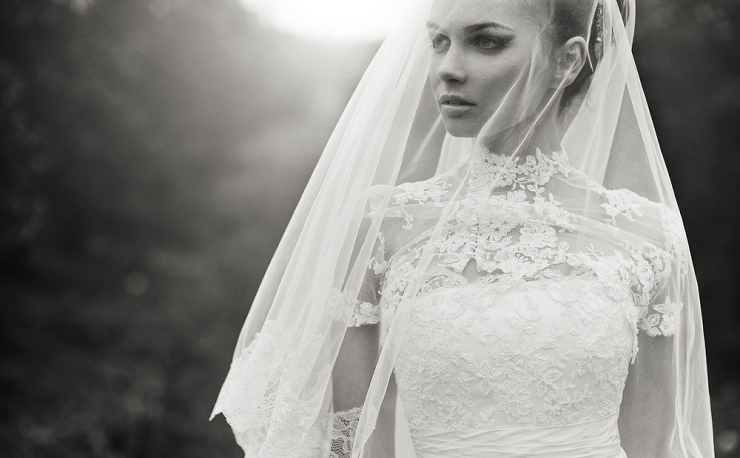 wedding veil | fabmood.com