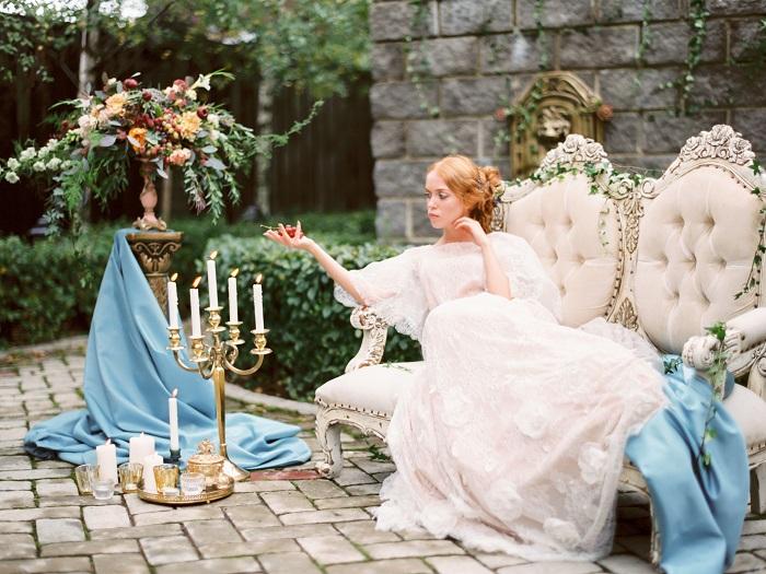 Primavera Wedding Inspiration Shoot | fabmood.com