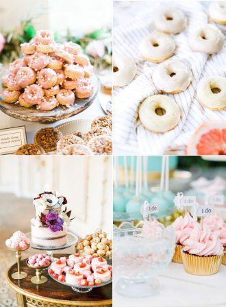 Wedding desserts besides cake | fabmood.com