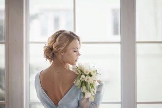 Morning Bride On Wedding Day - Wedding Inspiration shoot | Fab Mood #weddinginspiration