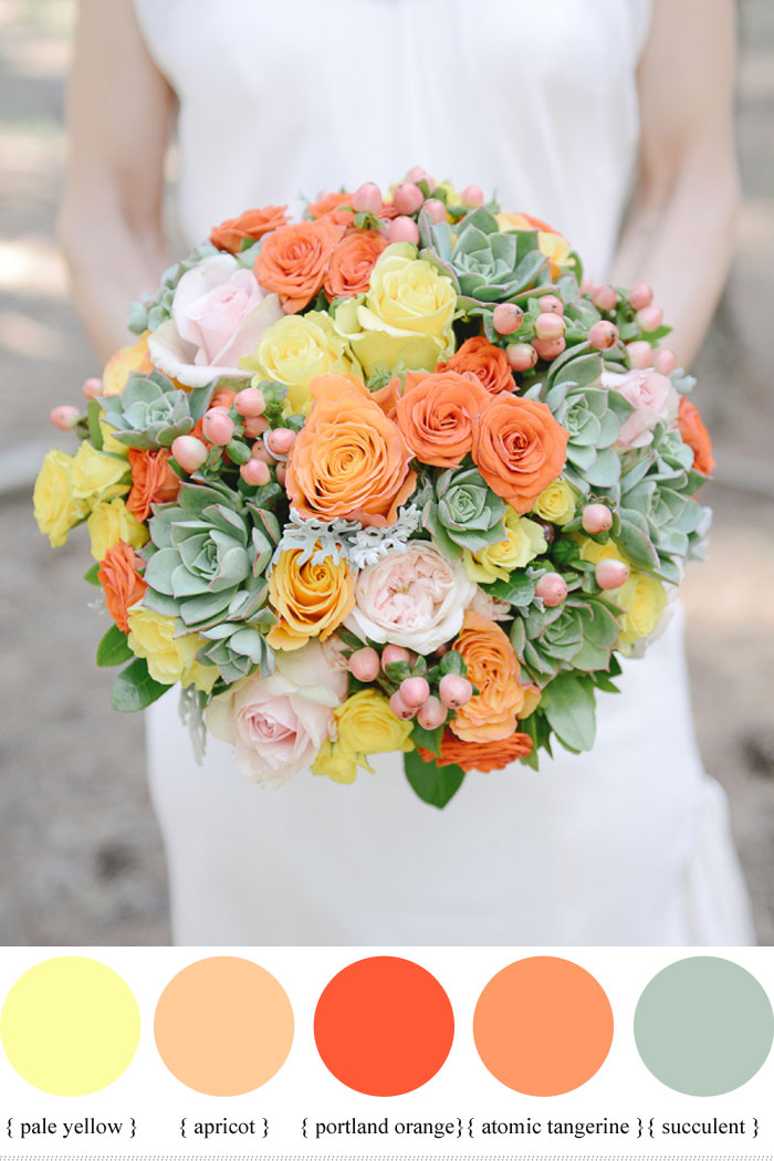 Hypericum Berry Wedding bouquet - Autumn Bouquet | fabmood.com #autumnbouquet