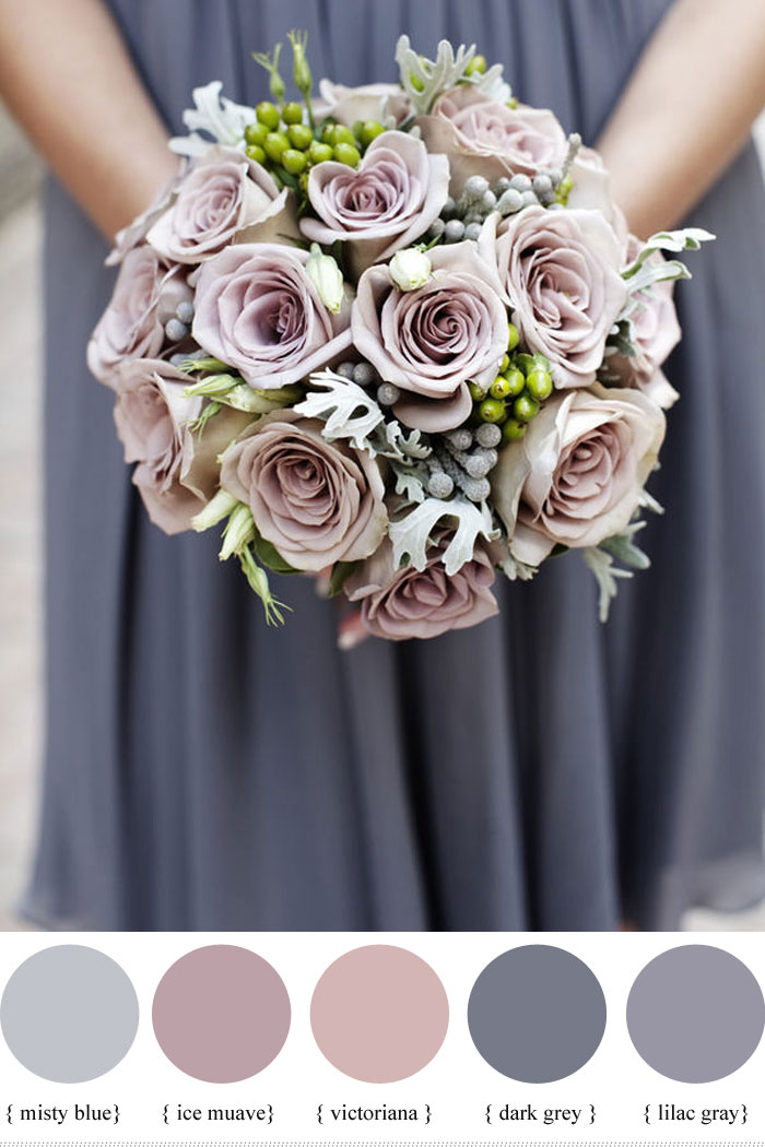 Hypericum Berry Wedding Bouquet | fabmood.com #autumnbouquet